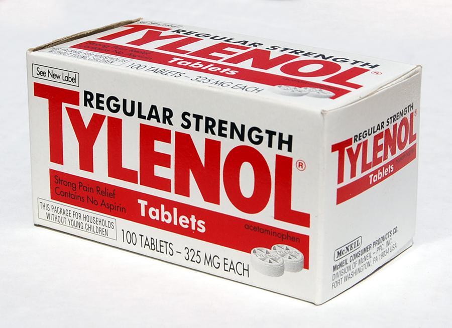 tylenol in capsule form essay