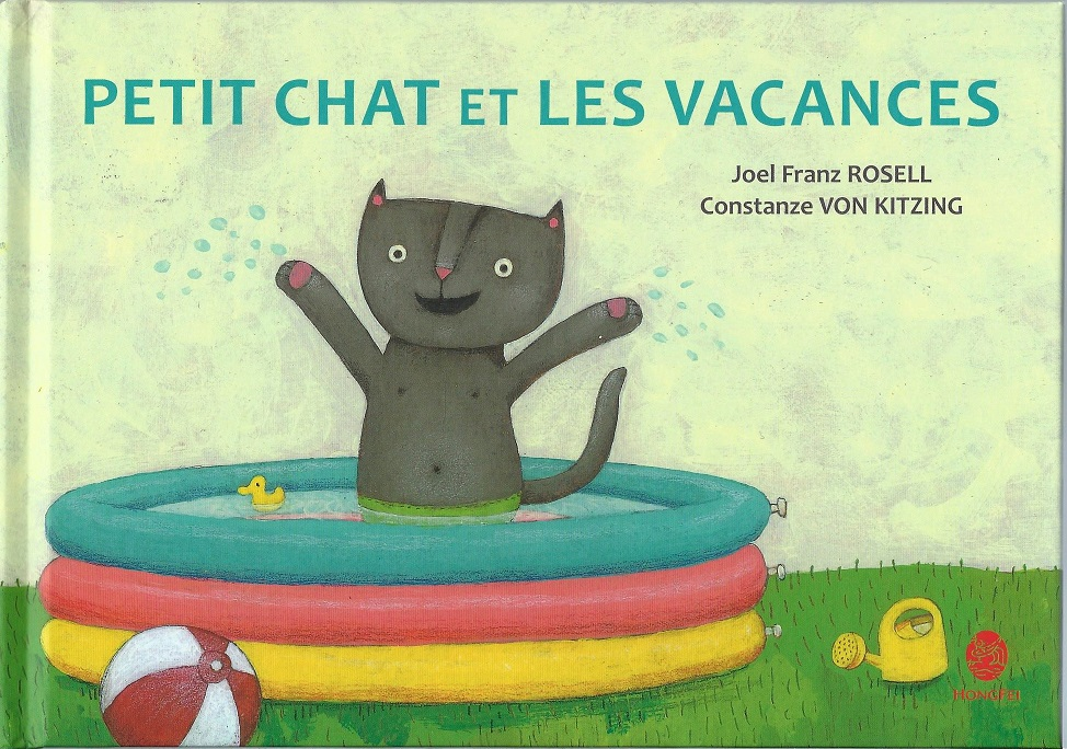 """Petit Chat et les vacances"""