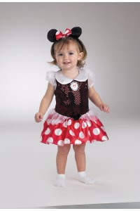 Minnie Mouse Baby Halloween Costume