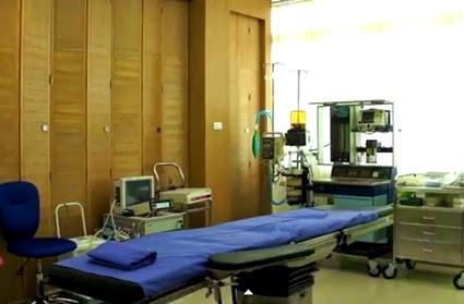 peralatan klinik kecantikan