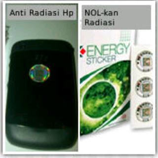 Stiker Anti Radiasi Hp