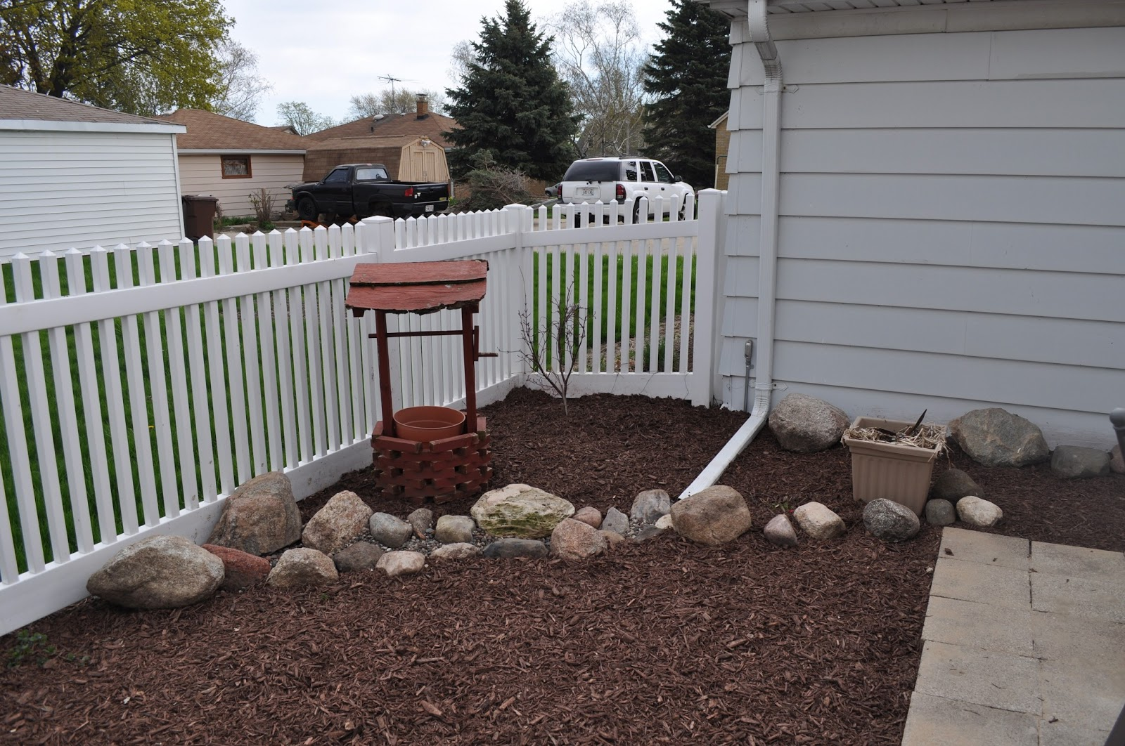 carri us home adding some curb appeal