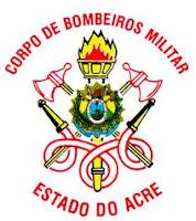 Brasão do Corpo de Bombeiros Militar - AC