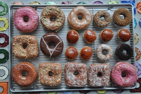Best Doughnuts NYC Doughnut Plant
