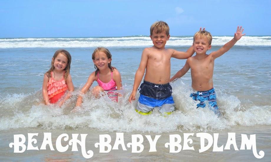 Beach Baby Bedlam