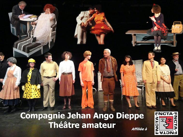 Compagnie Jehan Ango Dieppe Théâtre amateur