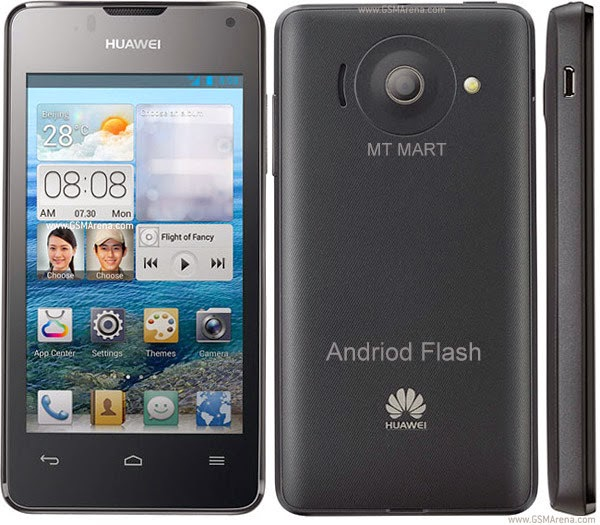 Huawei ascend Y300-0100 firmware Free & Direct Download