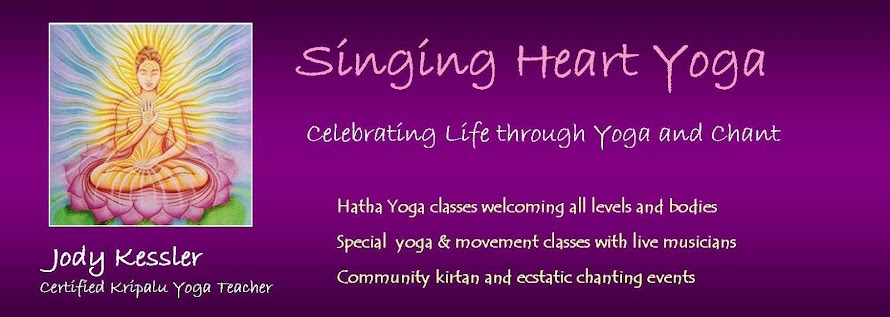 Singing Heart Yoga