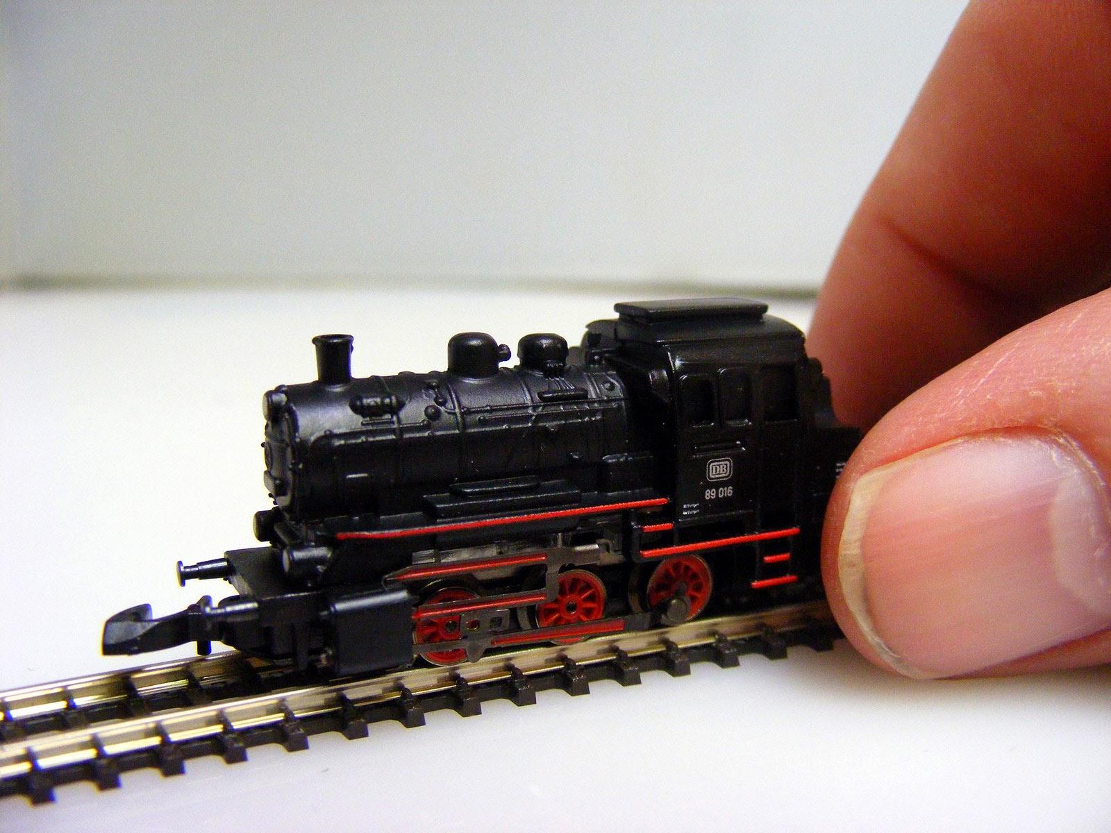 Trains miniatures pour les débutants: Trains miniatures de Marklin