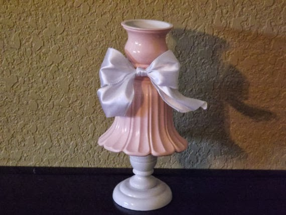 Handmade Candle Stand Designs : Lilacsndreams upcycled repurposed handmade candle holders