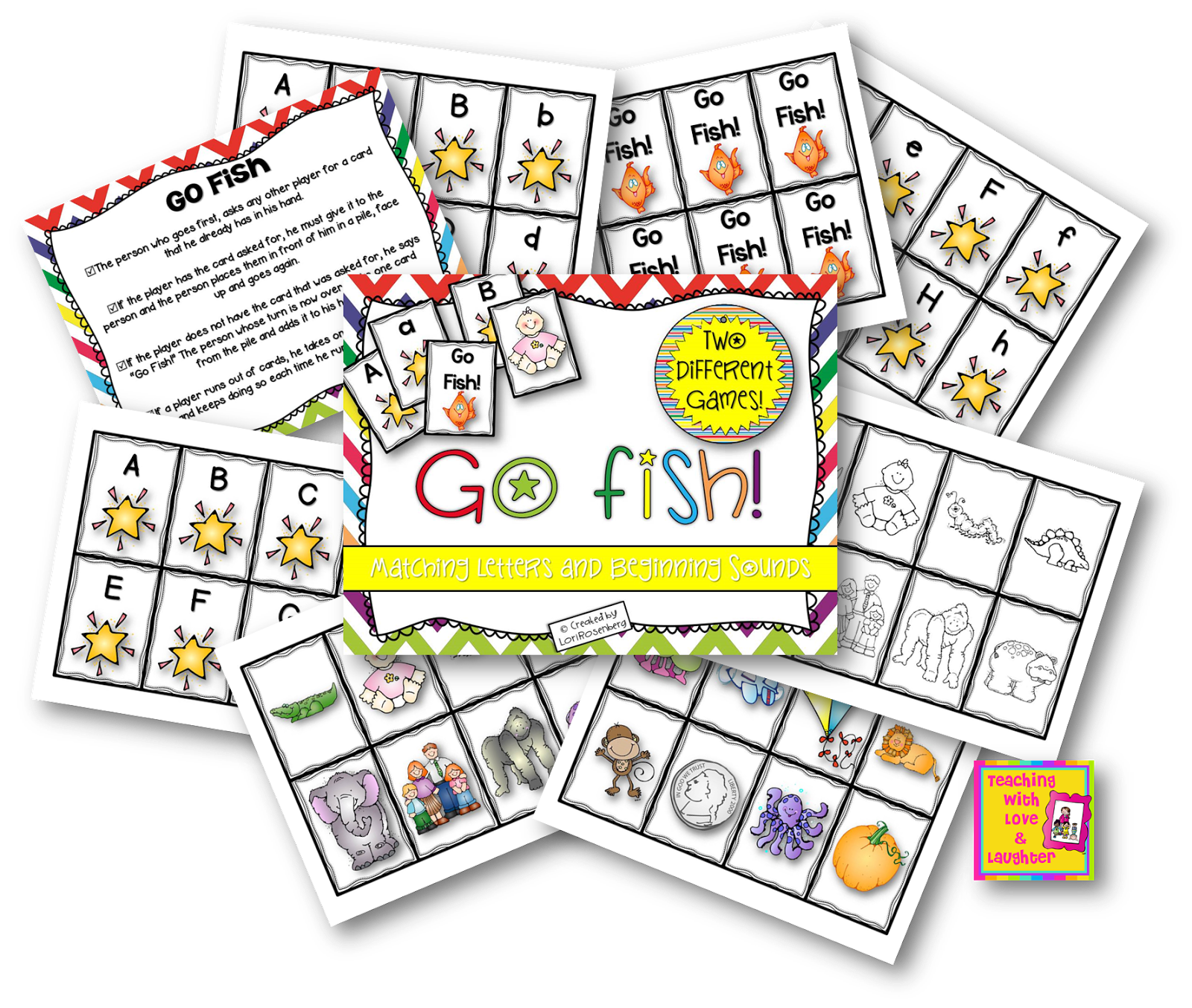 and Teaching go Love Laughter: Sounds With fish Words template Beginning Sight  and word sight