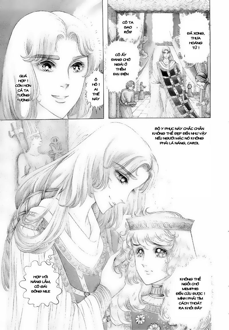 Nữ Hoàng Ai Cập-Ouke no Monshou chap 51 Trang 29 - Mangak.info