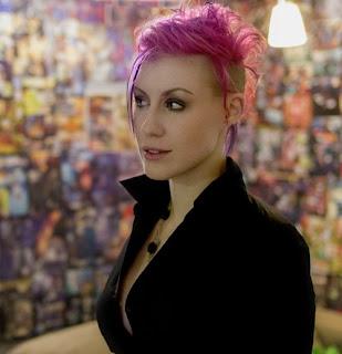 Comic Book Girl 19 Nude Photos 39