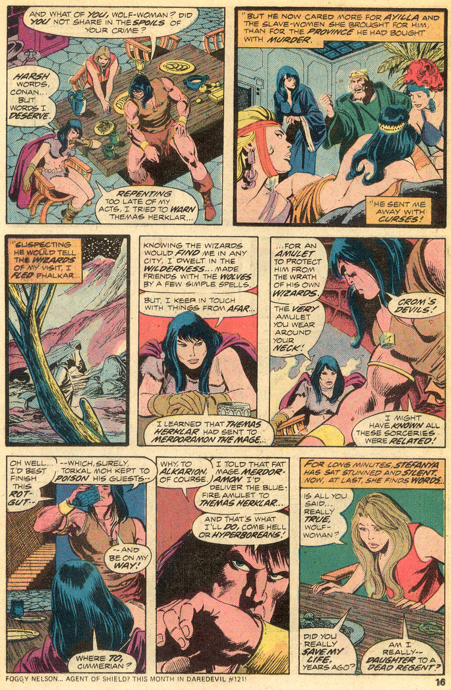 Conan the Barbarian (1970) Issue #50 #62 - English 11