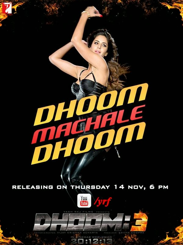 Dhoom Machale Dhoom Video Song – Dhoom 3 720P HD Download
