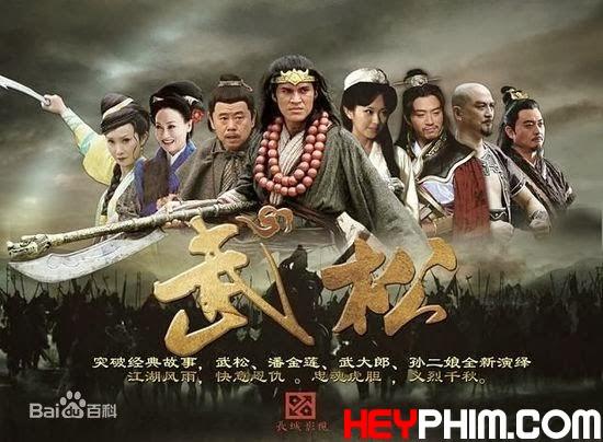 Xem phim Võ Tòng Anh Hùng Lương Sơn Bạc - SCTV16
