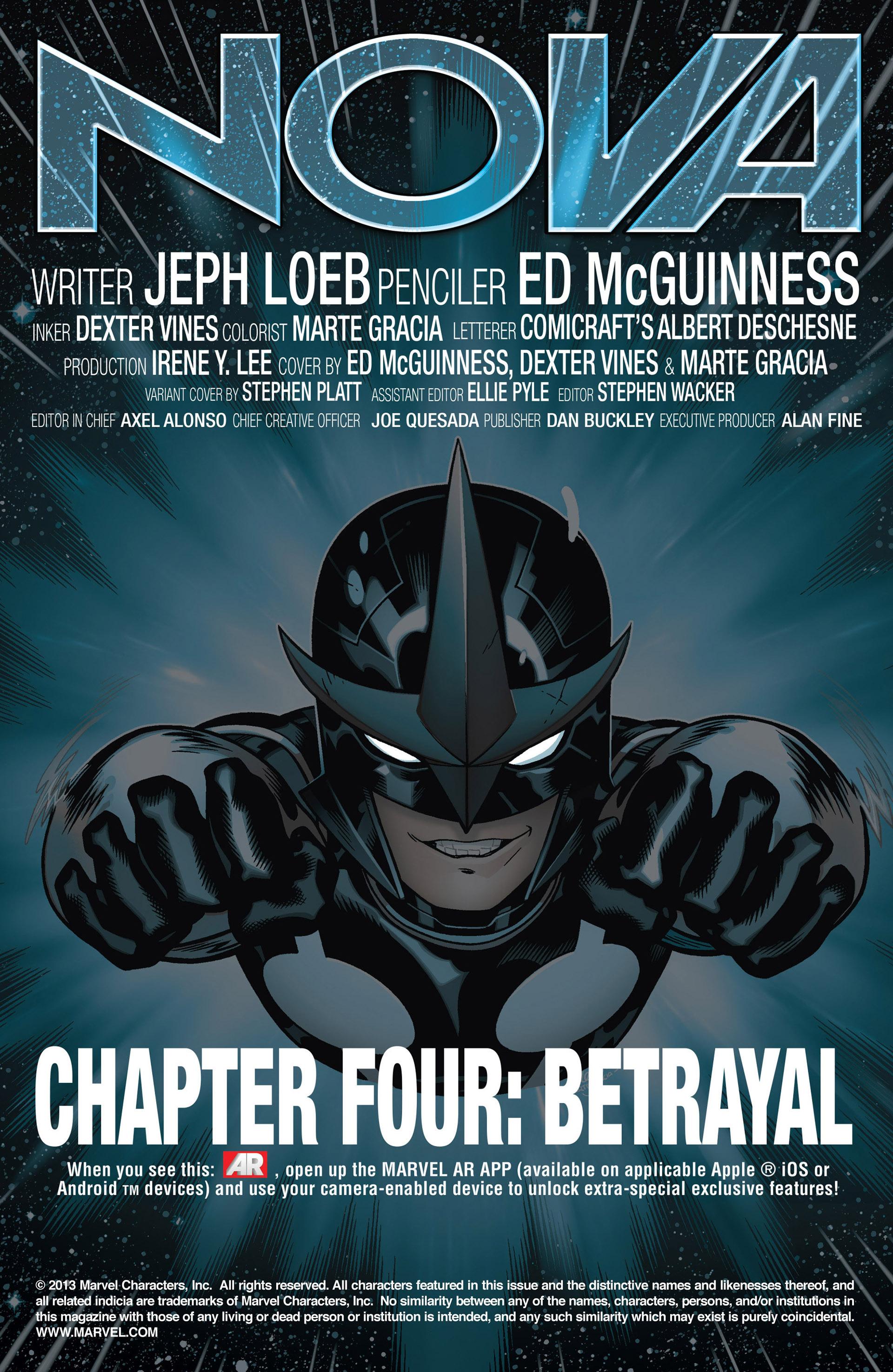 Nova (2013) - Chapter  4   pic 2