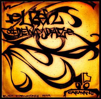 Eligh – Sidewaysdaze (CD) (1998) (320 kbps)