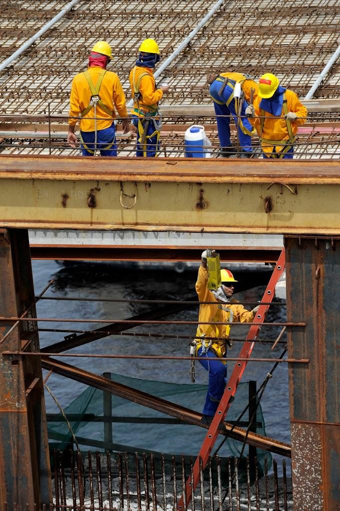 CGL abre licitação do sistema de iluminação   da ponte sobre o Rio Negro