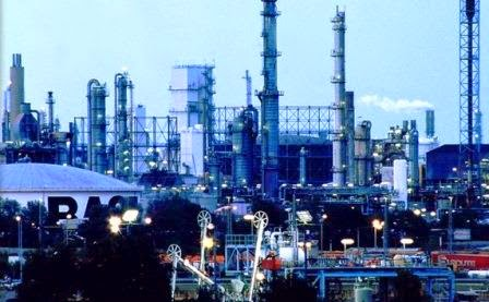 Industri Hilir Migas- refinery unit
