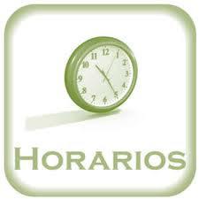 HORARIOS 21-22