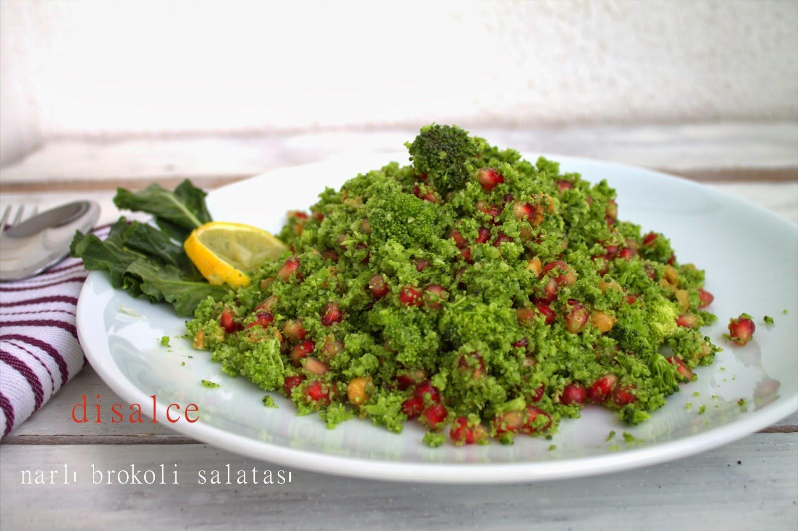 narlı brokoli