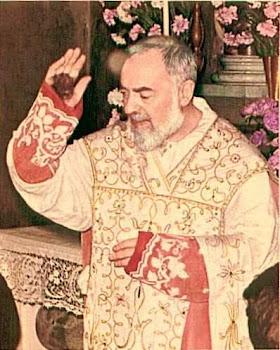 São Padre Pio de Pietrelcina.