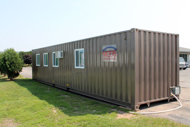 Shipping Container Modular Home Mods International