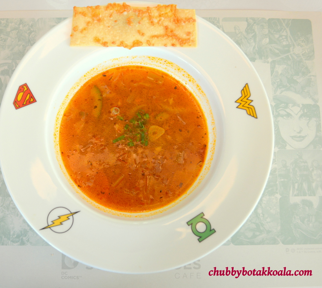 arkham citys xmad minestrone soup - Cuisine En Rkham