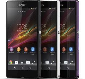 Spesifikasi dan Harga Sony Xperia Z C6603