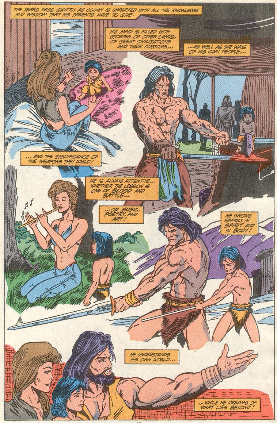 Conan the Barbarian (1970) Issue #233 #245 - English 10