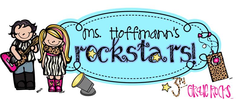 Ms. Hoffmann's Rockstars