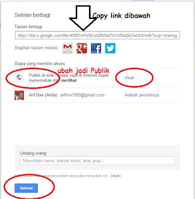 Link File Js