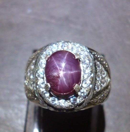 Batu Permata Ruby Star, Batu Natural Ruby Star