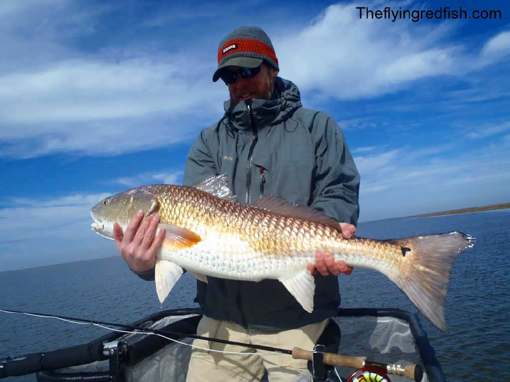 Redfishing louisiana a guides journey january hopedale for Hopedale fishing report