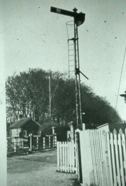 Signal at Fort Brockhurst