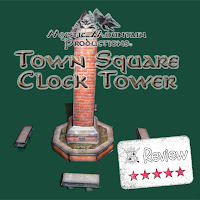 Frugal GM Review: Mystic Mountain's Town Square Clock Tower