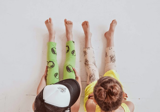 Salt City Emporium SS15 - leggings