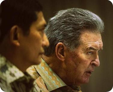 Jim Bob Moffet dan Maroef Sjamsoedin Temui Presiden Jokowi