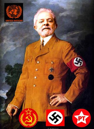 AGENDA POLITICAMENTE CORRETA NAZISTA