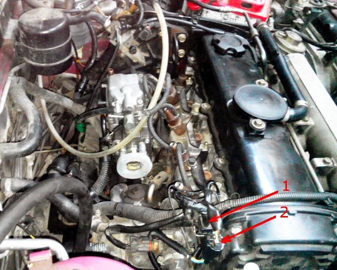 Под капотом у Nissan Primera дизель.