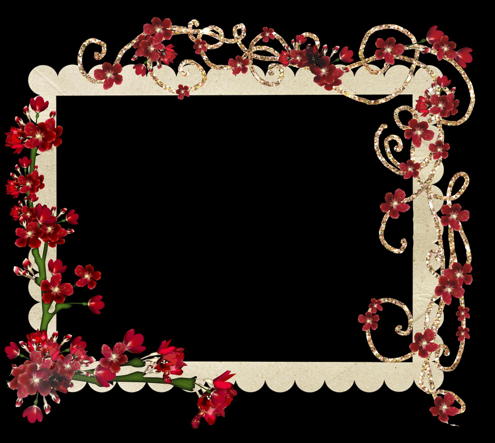 Marcos gratis para fotos marcos para fotos png florales - Marcos de fotos de pared ...