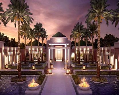 New Luxury Hotel