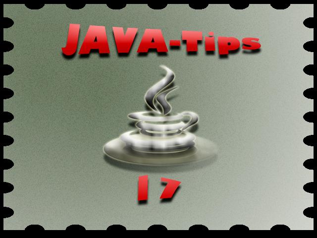 Imagen JAVA-Tips número 17