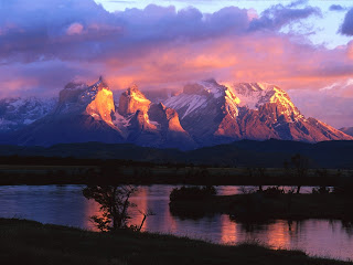 For purple mountain majesties