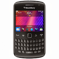 Blackberry Apollo 9360 - Hitam