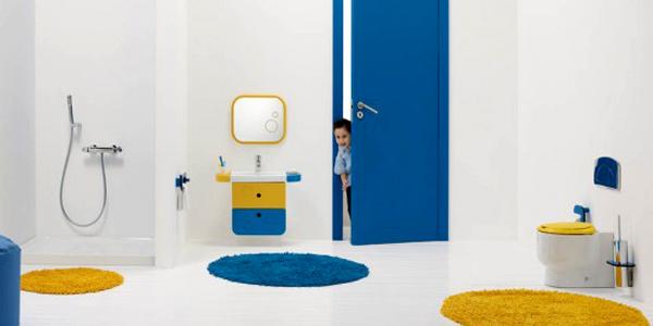 tips dekorasi kamar mandi anak rancangan desain rumah