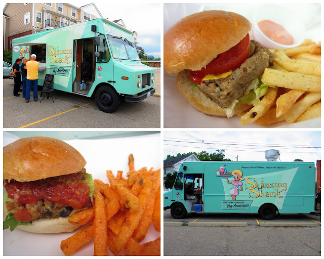 Restaurant Review: Shimmy Shack Food Truck (Metro Detroit, Michigan) | foxeslovelemons.com