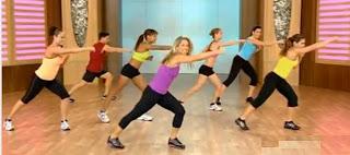 Ejercicios aeróbicos quema grasas: 20 minutos