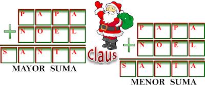 Criptoaritmética, Criptosumas, Alfamética, Juego de Números, Juego de Letras, Problemas de Lógica, Desafíos matemáticos, Navidad